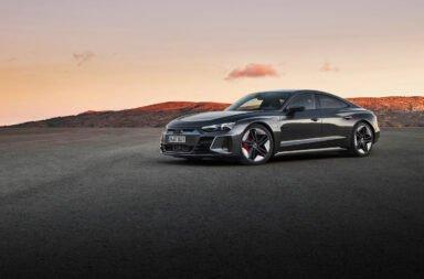 e-Tron GT: El deportivo eléctrico de 630 CV que presentó Audi y que llegaría a Argentina