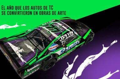 El año que los autos de TC se convirtieron en obras de arte