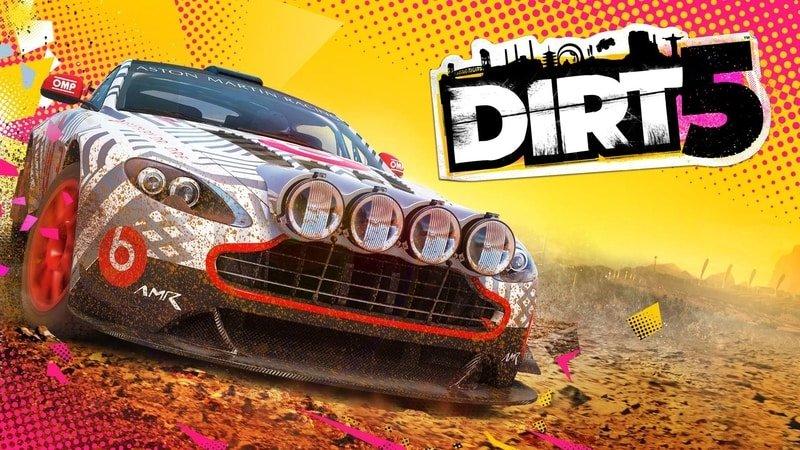 Dirt 5, Code Vein llegan a Xbox Game Pass para PC