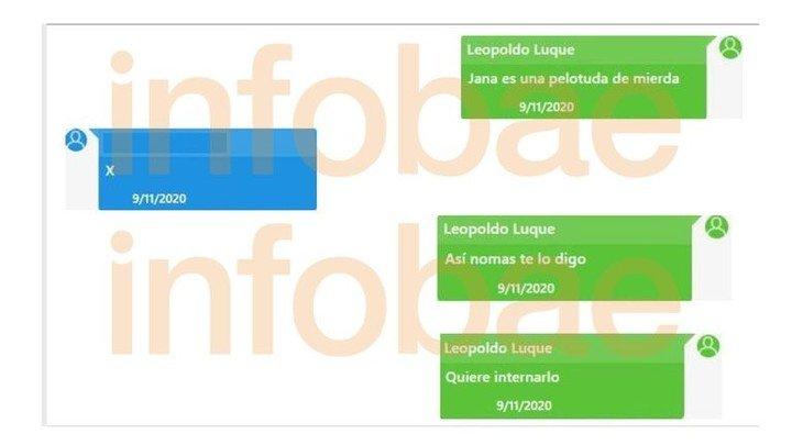 Leopoldo Luque: