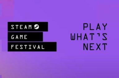 Steam Game Festival desde el 3 de febrero