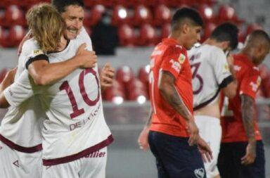 Independiente y un comienzo de ciclo con derrota