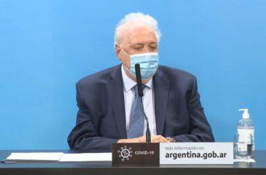 Ginés González García dijo que Pfizer
