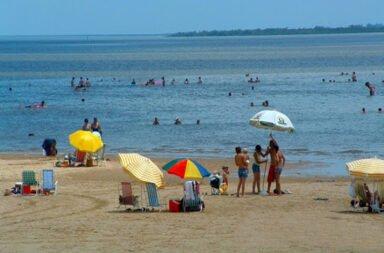 Playas de Gualeguaychú