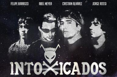 Intoxicados presenta 'De la guitarra', nuevo corte de difusión de 'Otra noche en la luna (episodio 1)