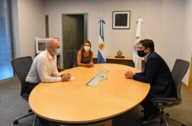 Rodríguez Larreta y Trotta analizaron la vuelta a clases presenciales el 17 de febrero en CABA