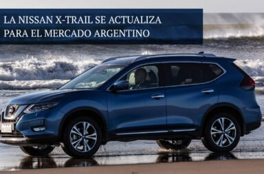La Nissan X-Trail se actualiza para el mercado argentino