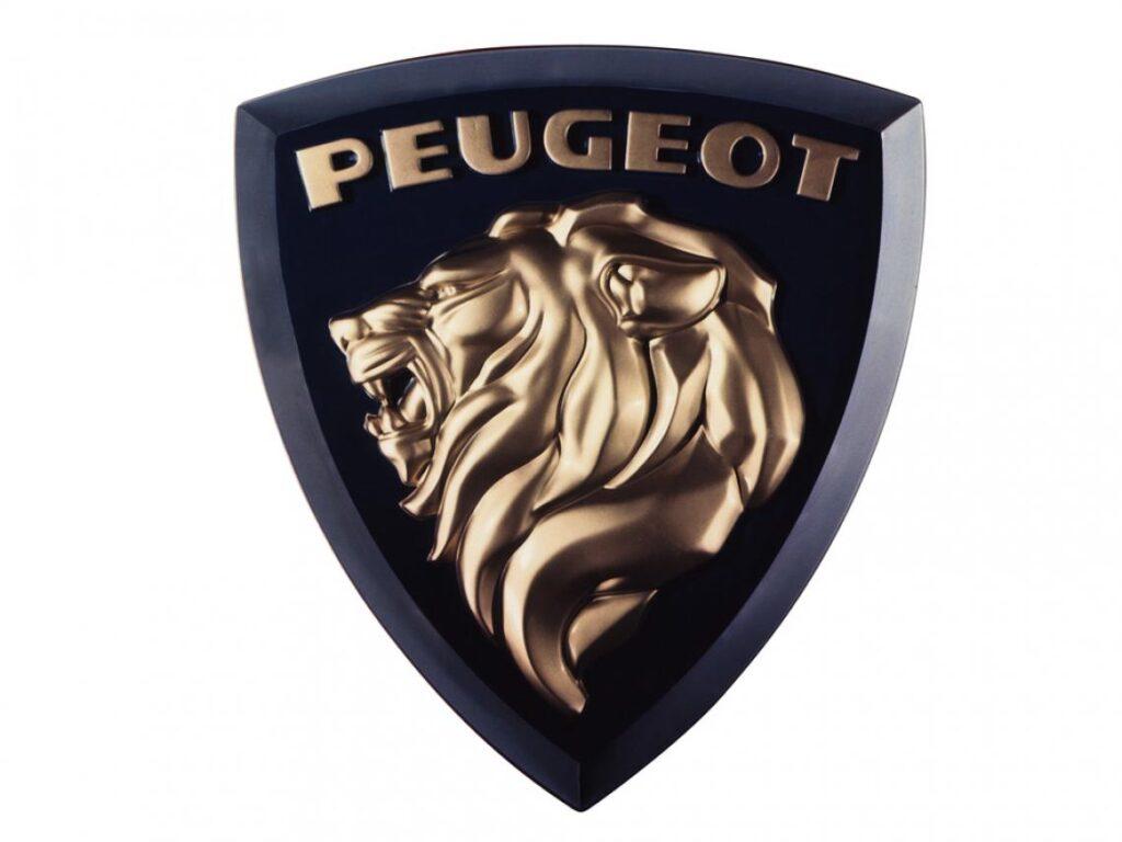 La evolución del logo de Peugeot, el más antiguo de la industria