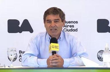 """Fernán Quirós: """"Nadie va a usar una vacuna de un trabajador de la salud en este gobierno"""""""