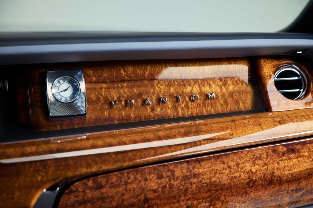 El excéntrico y único Rolls Royce Koa Phantom ¿Qué tiene de especial?