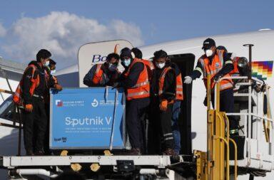 La vacuna Sputnik V  se producirá en  Argentina