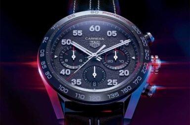 Porsche y Tag Heuer otra vez unidos para lanzar dos relojes exclusivos