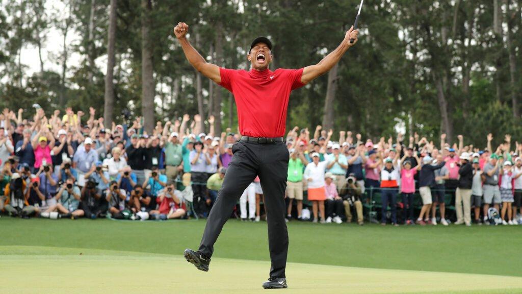 Se accidentó Tiger Woods