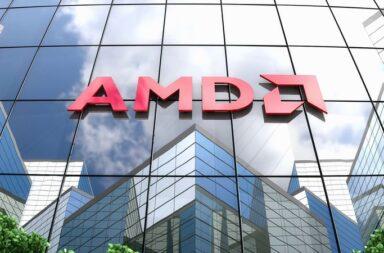 AMD generó $9.763 millones de dólares en 2020