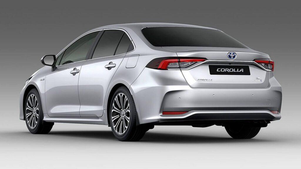 Toyota Argentina lanzó a la venta el Corolla 2021