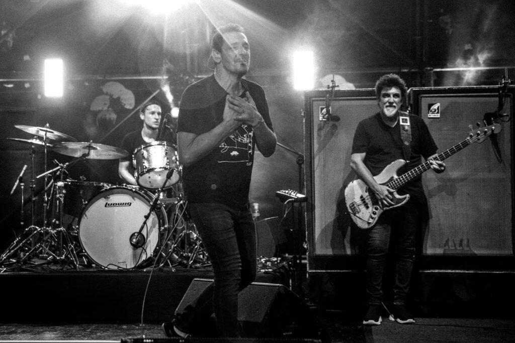 Divididos volvió a los conciertos con dos shows agotados en Rosario