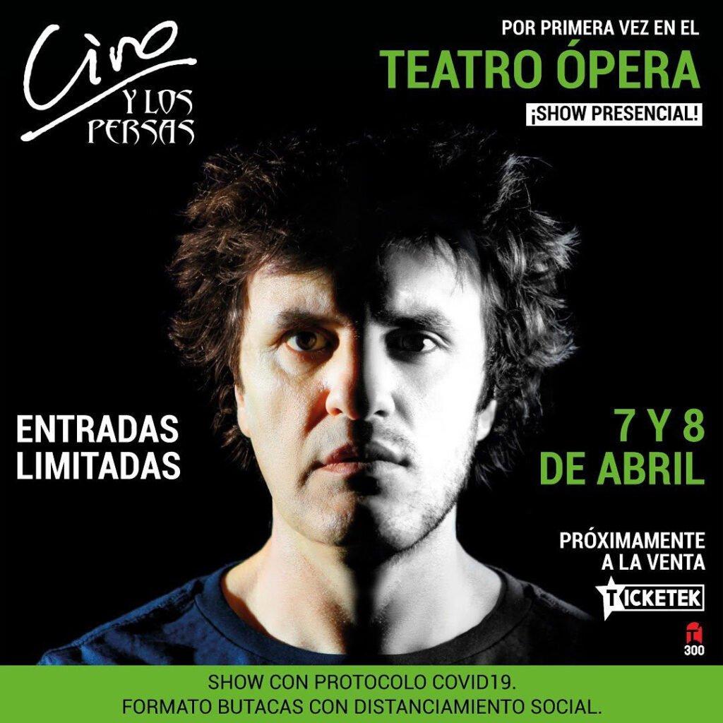 Ciro y Los Persas por primera vez en el Teatro Ópera