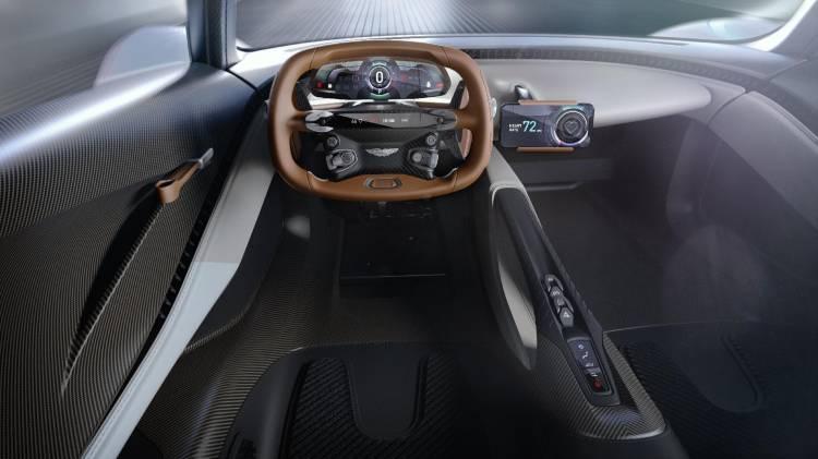 2023: El año que verá la luz el Aston Martin Valhalla