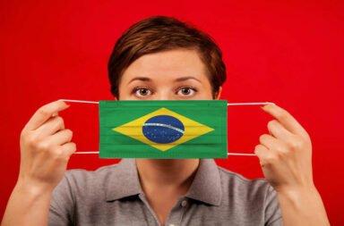 Brasil segunda ola de Covid-19