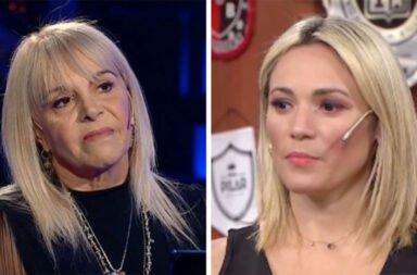 Claudia Villafañe y Rocío Oliva