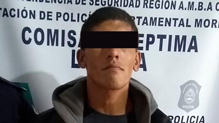 Caso Maia: las cámaras mostraron cómo subió al tren Sarmiento junto al cartonero señalado por el secuestro