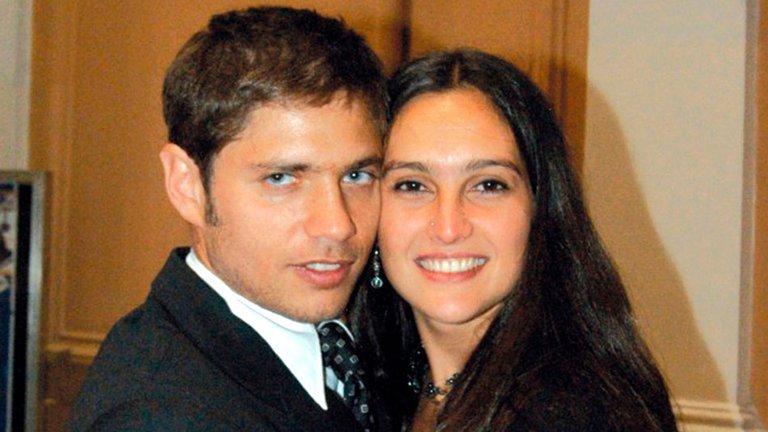 Soledad Quereilhac y Kicillof
