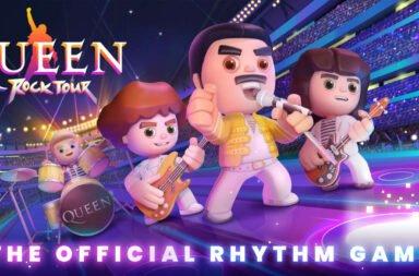 video juego de Queen