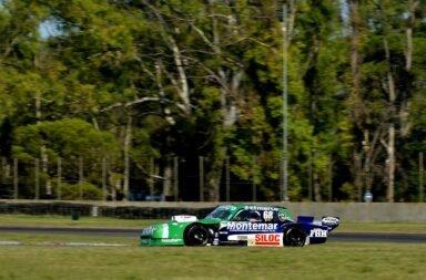TC: Pole de Santero en el Autódromo de Buenos Aires