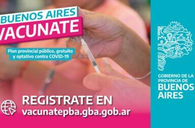 El Gobierno bonaerense habilitó las denuncias de irregularidades en el plan de  vacunación contra el coronavirus