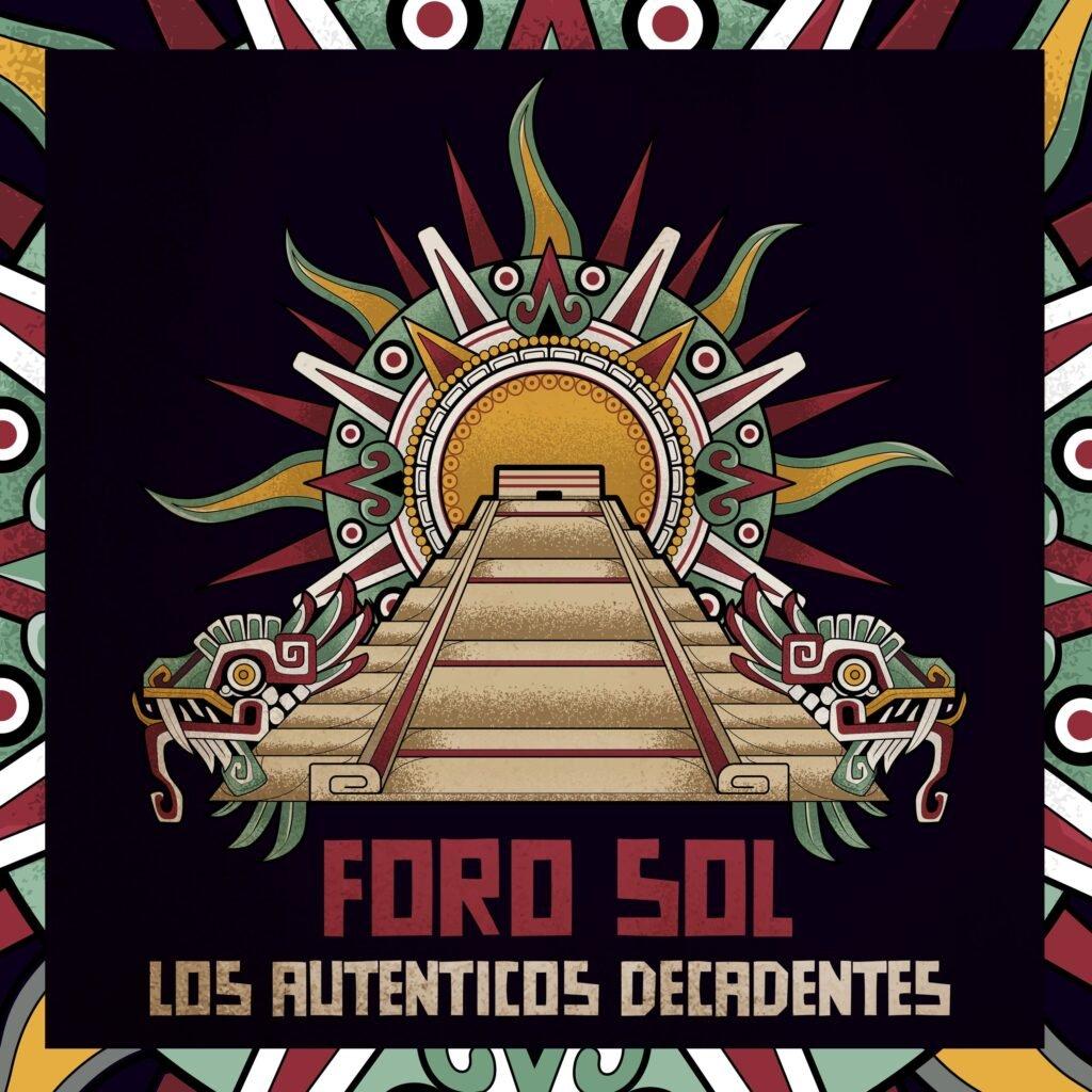 Los Auténticos Decadentes presentan 'Foro Sol 17 Nov 17'