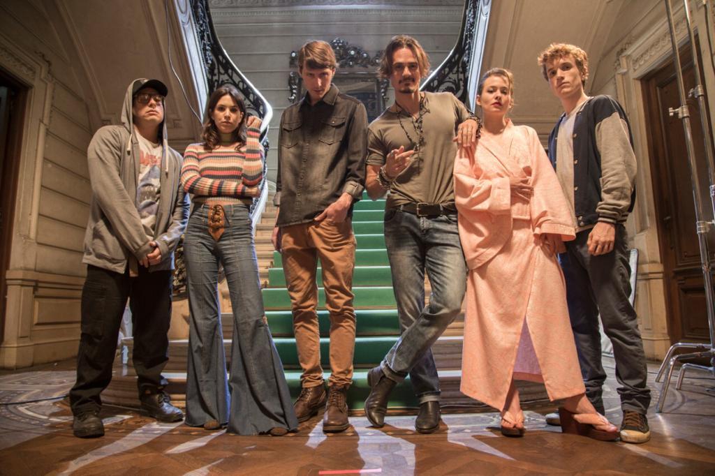 Christian Sancho: entre su vuelta al teatro y el estreno de una nueva película