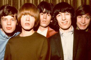 Los Rolling Stones publican un libro de fotos inéditas de los 60's