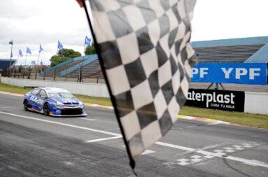 Canapino se quedó con una vibrante final del Súper TC2000 en Buenos Aires