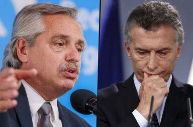Alberto Fernández reveló una charla donde Macri le confeso que la economia se le fue de las manos