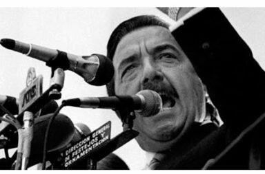 En memoria del expresidente Raúl Alfonsín, celebran el Día del militante radical