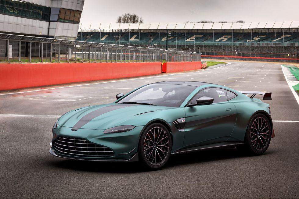 Vantage F1 Edition: La mejor manera de Aston Martin de festejar su vuelta a la Fórmula 1