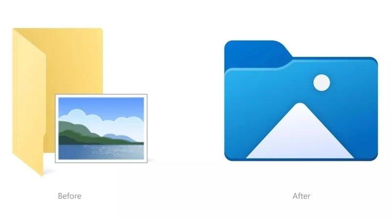 Nuevos íconos de Windows 10