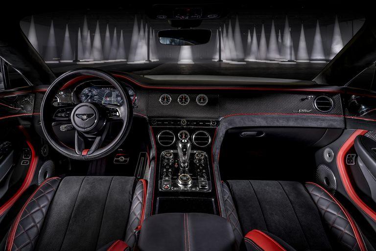 Continental GT Speed: El Bentley más dinámico en 101 años de historia