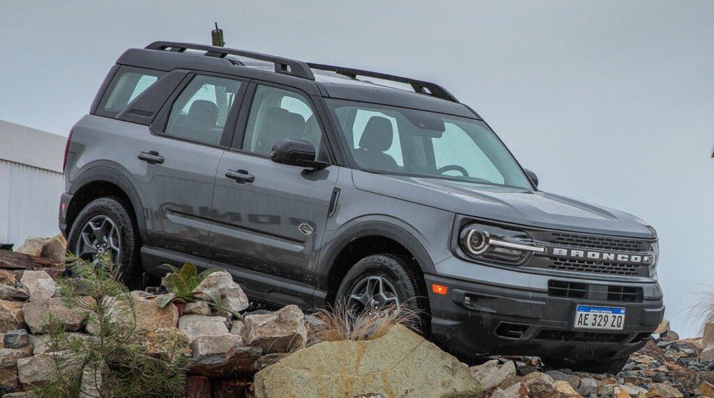 Ford Argentina arrancó con la preventa de la Ford Bronco Sport