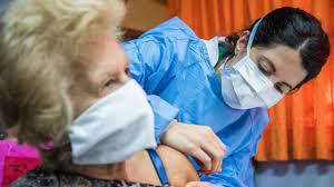 Larreta anunció el inicio de inscripción para la vacunación para mayores de 70 y reconoció el
