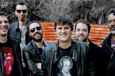 Ciro y Los Persas lanza 'Guerras (un viaje en el tiempo)' en formato vinilo y cd