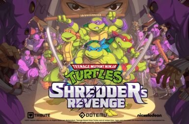 Nuevo videojuego de las Tortugas Ninja