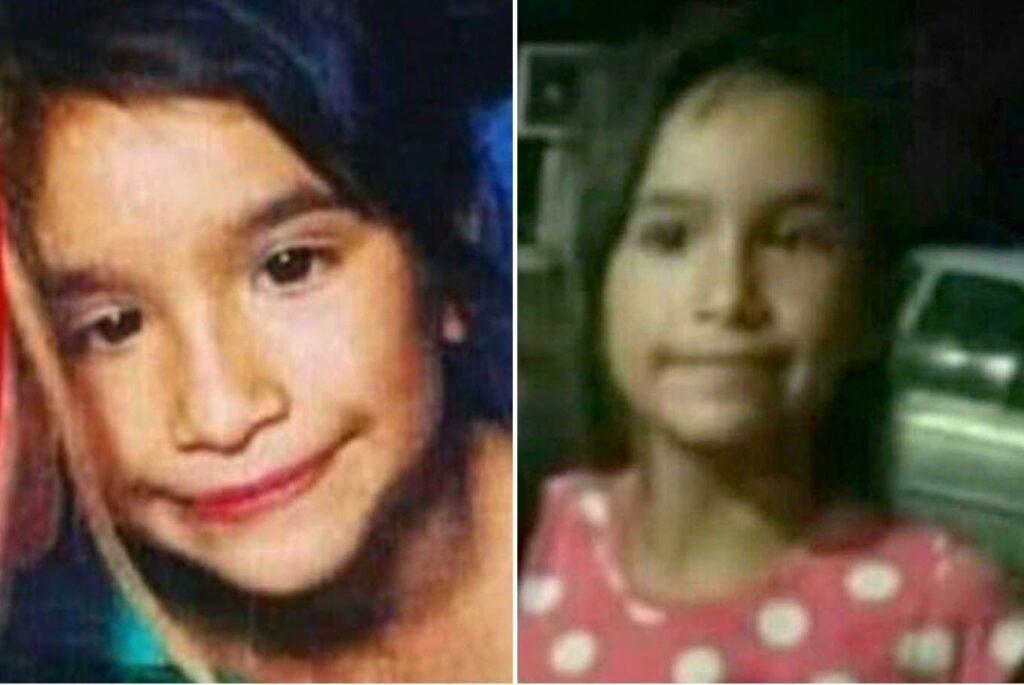 Maia nena desaparecida