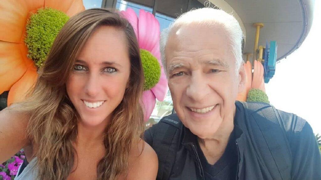 Alberto Cormillot y Estefanía Pasquini