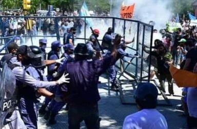 Incidentes y protestas en Formosa tras la vuelta a fase 1 por la suba de contagios de Coronavirus