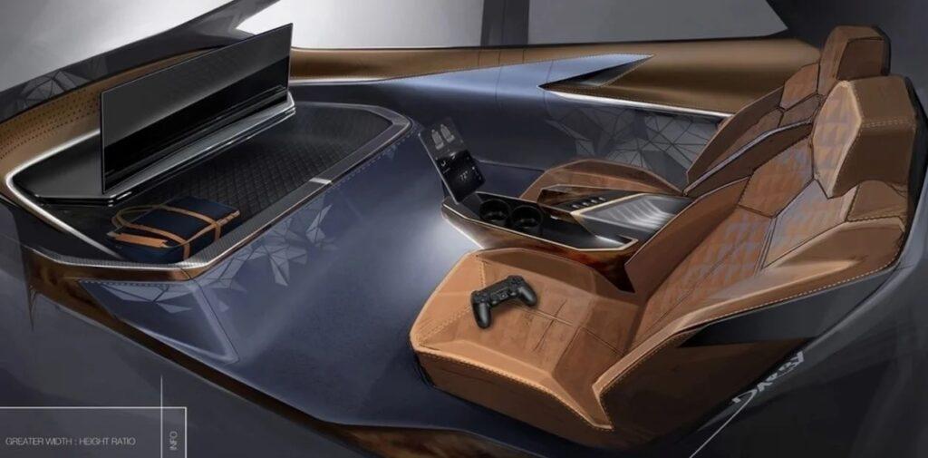 Así es el interior en el que trabaja General Motors y que está pensado para videojuegos