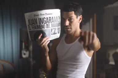 Juan Ingaramo presenta su nuevo single: 'El fenómeno del mambo'