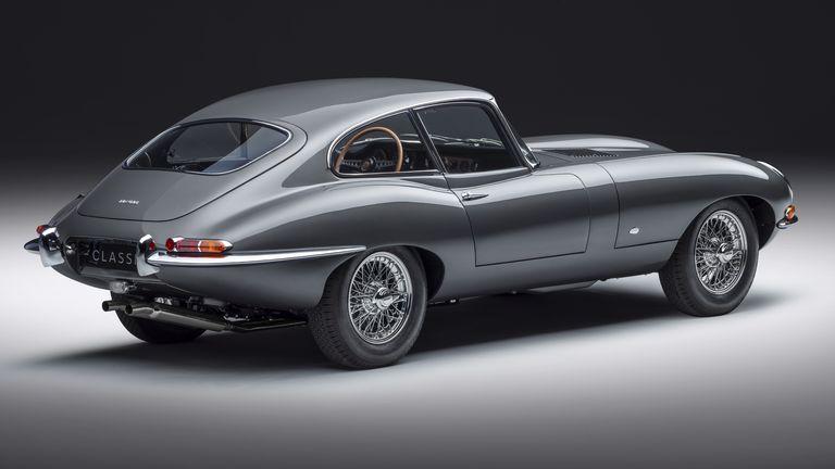 El Jaguar E-Type está de vuelta para festejar sus 60 años de historia