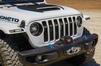 Magneto: El primer Jeep totalmente eléctrico