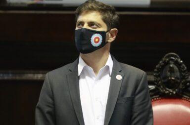 """""""No pienso contratar a la Interpol para que esté detrás de cada jeringa"""", advirtió Kicillof al inaugurar las sesiones legislativas"""